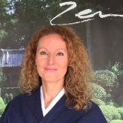 Claudia Petschnig: Zen-Leiterin der Zen-Lounge in Salzburg.