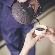 Special: Ein Morgen wie im Kloster mit Teezeremonie
