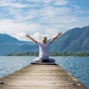 Erholsame Auszeit mit dem Zen, Meditation und Yoga Retreat in Mondsee