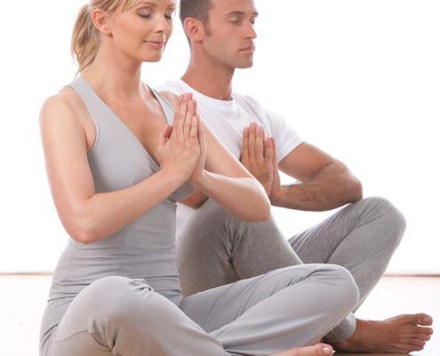 Eingeschlafene Beine sind keine Seltenheit bei der Meditation.