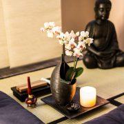 Meditation lernen - gratis Einführungsabend in der vita Zen Lounge in Salzbrug