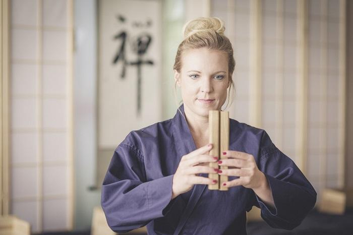 Bericht auf unserem Blog: Zen Meditation gegen Stress und Burnout