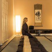 Ablauf einer Zen Meditation, wichtige Regeln und die richtige Haltung.