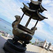 Man unterscheidet bei der Zen-Meditation zwischen Sato-Zen und Rinzai-Zen.
