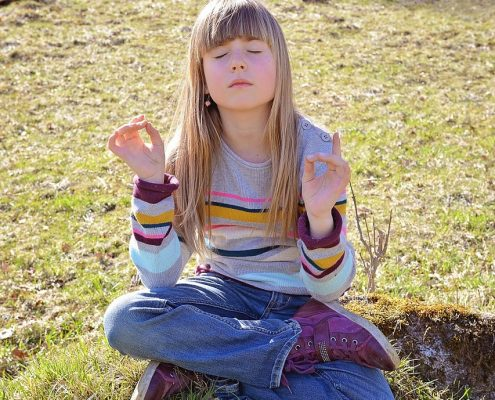 Warum Meditation für Kinder sinnvoll ist erfährst du hier.