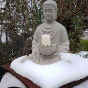 Meditation hilft dir mental während der Fastenzeit