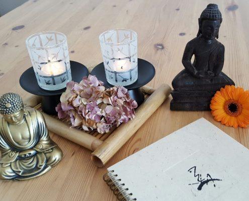 Richtig sitzen beim Meditieren - Seminar