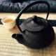 Teezeremonie in der vita Zen Lounge in Salzburg