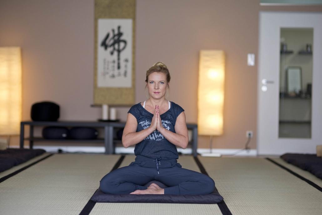Taiwa Training - Zen Special der vita Zen Lounge Salzburg
