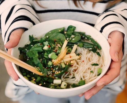 Die 5 Erinnerungen in der Zen Küche