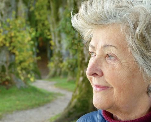 Meditieren im Alter - Meditation ist auch im Alter gesund
