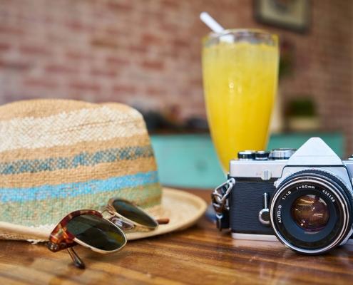Urlaubsstimmung und Urlaubsgefühle mit meditieren bewahren - Blogartikel Zen Lounge