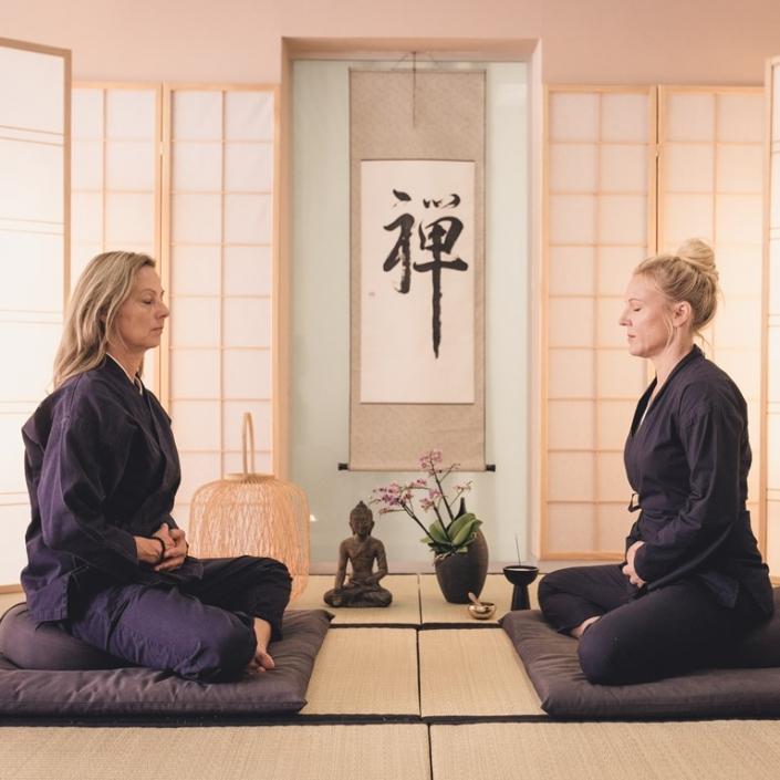 Taiwa Training in der Zen Lounge Salzburg - Specials
