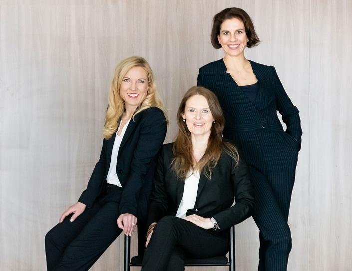 Powerfrauen - Female Leadership - Leitung & Team