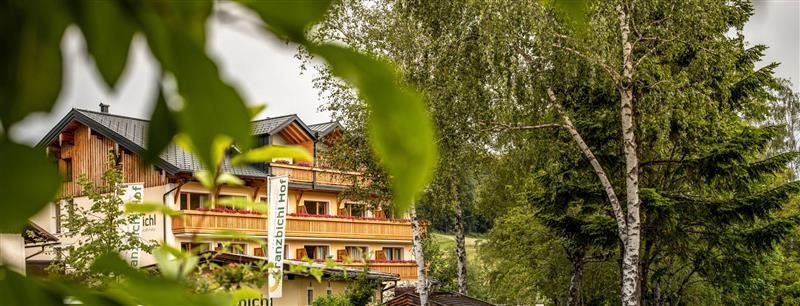 Yoga, Zen und Wandern Retreat - im schönen Hotel Kranzbichlhof
