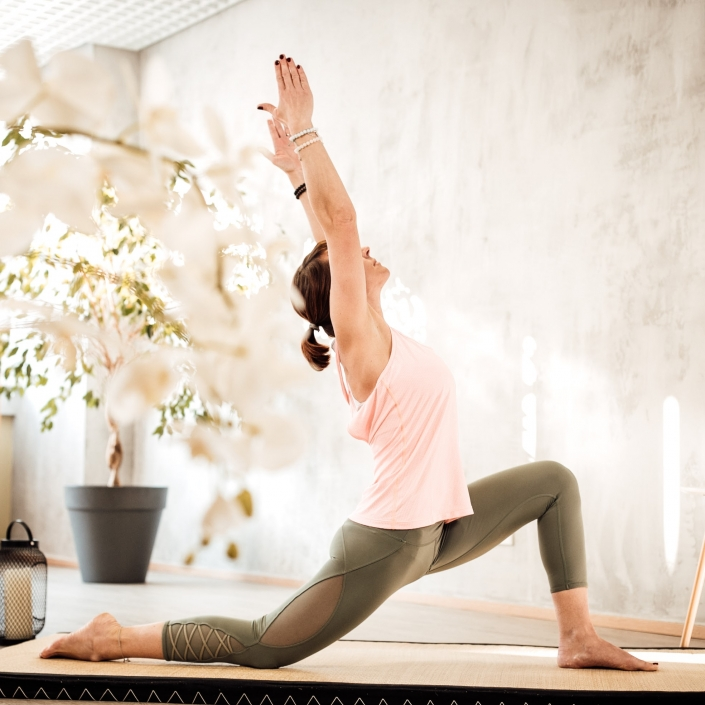 Yoga - Kräuterkraftyoga - Bettina Wiesenegger