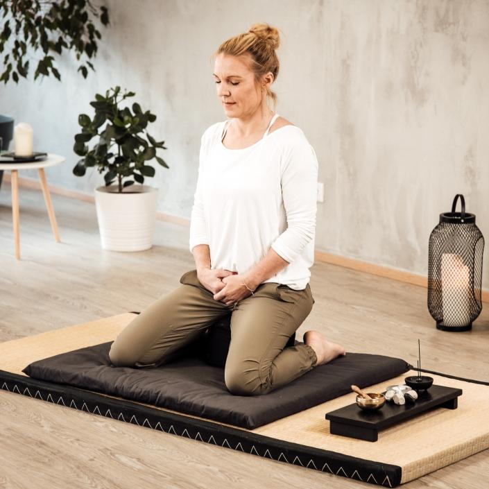 Conny Hörl - Yoga, Zen und Wandern im Oktober 2020