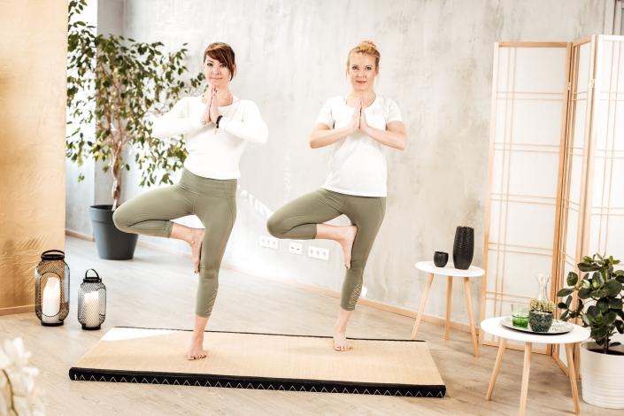Yoga und Zen in der Zen Lounge Salzburg