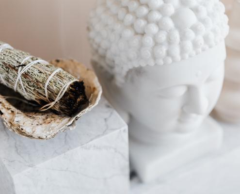 Blogartikel über die 3 Pfeiler des Zen